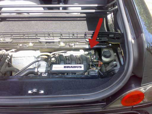 Smart Car Fortwo Fuse Box Location : Evilution smart car encyclopaedia